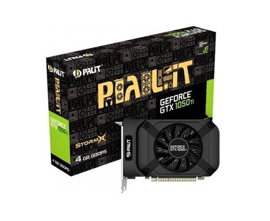 Видеокарта Palit GeForce GTX 1050 Ti StormX 4GB (NE5105T018G1-1070F), фото 1